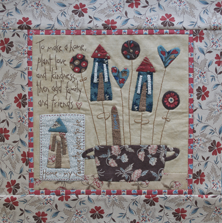 Hatched And Patched Quilt Aid Usa Is Out And About
