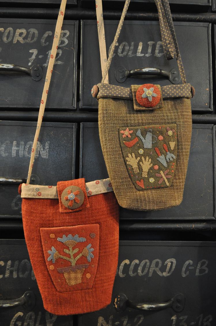 Woolen bag 80 small