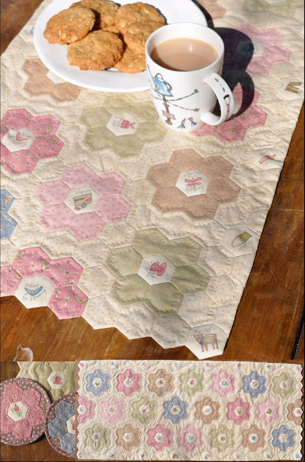 Tea Party Table Runner2