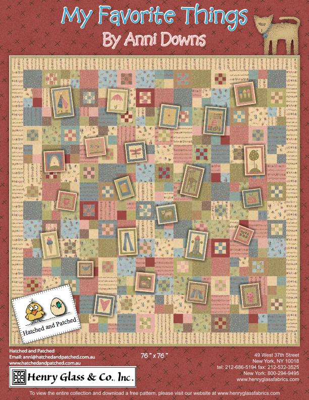 2011-7-favourite things free pattern