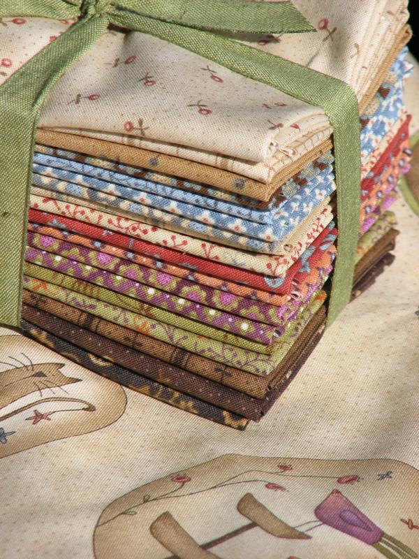 Garden fabric giveaway1986