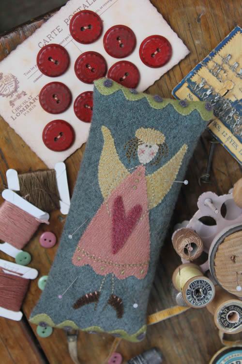 Alice angel pincushion